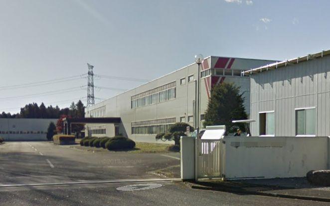 栃木県日光市 工場内照明LED化工事完了しました!