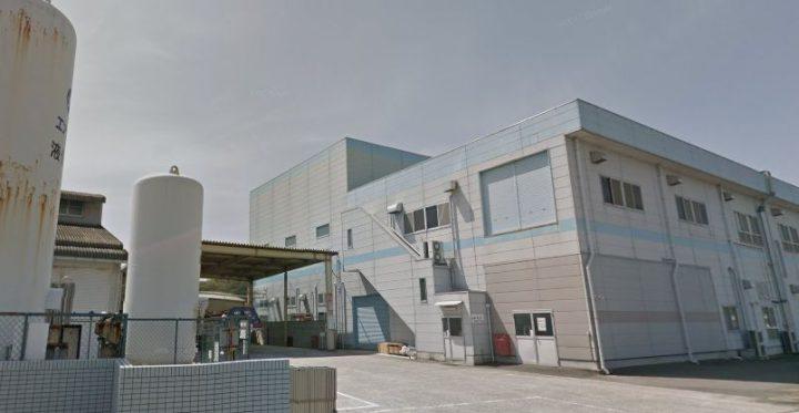 福岡県嘉麻市 精密機器製造工場内LED化工事完了しました!