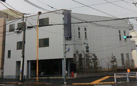 東京都墨田区 事務所内照明LED化工事完了しました!