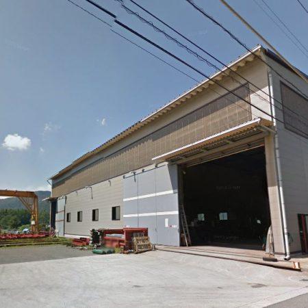 山梨県南都留郡 工場内天井照明のLED化工事完了しました!