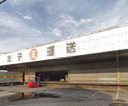 千葉県千葉市 物流倉庫内照明LED化工事完了しました!