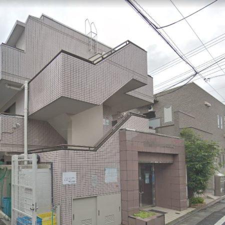 東京都杉並区 賃貸マンションの共用部照明LED化工事完了しました!