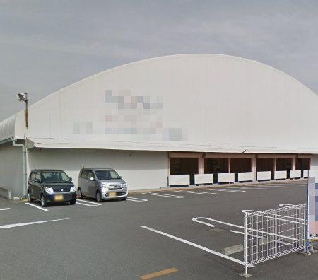 兵庫県姫路市 インドスポーツ施設内LED照明工事完了しました!