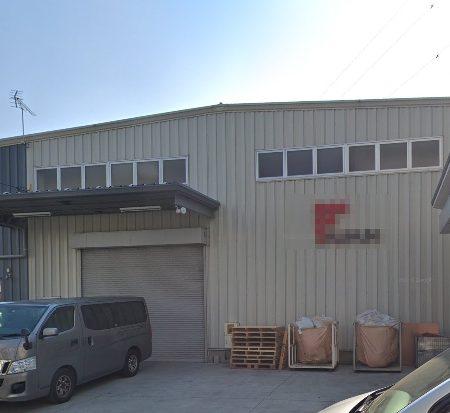 神奈川県川崎市 工場内照明LED化工事完了しました!