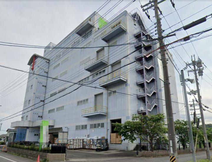 滋賀県大津市 工場内照明LED化工事が完了しました。