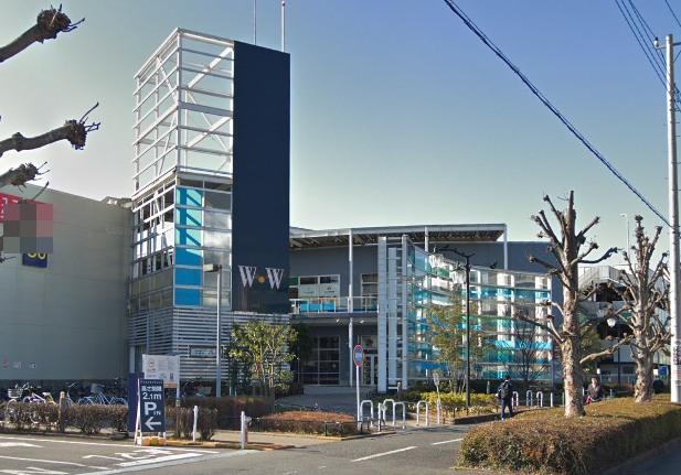 埼玉県坂井戸市 複合商業施設の空調設備工事が完了しました!