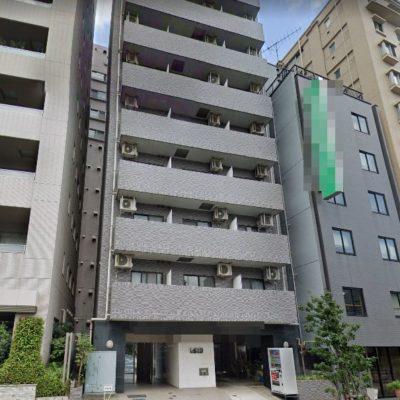 東京都文京区 マンション管理組合のご依頼で共用部のLED照明工事を行いました。