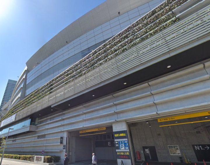 埼玉県中央区 多目的ホール内LED照明工事完了いたしました!