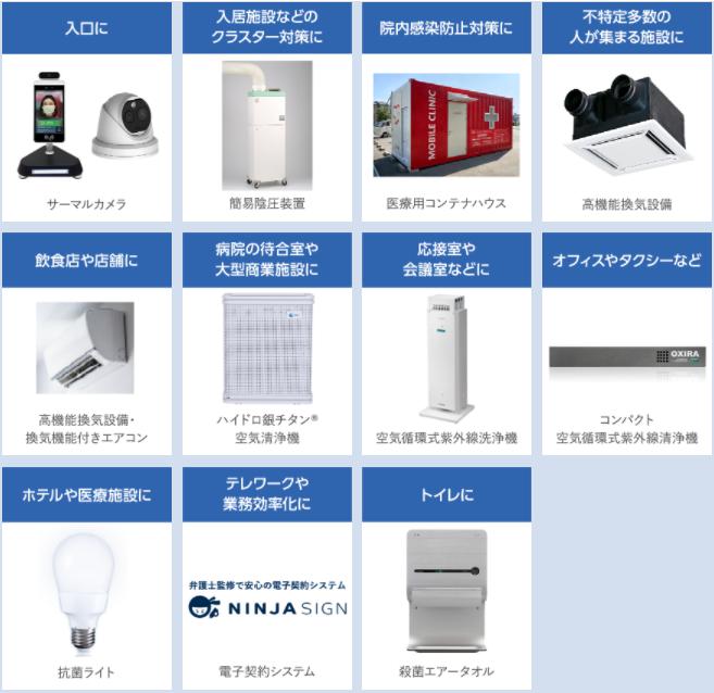 空気清浄機 補助金 大阪