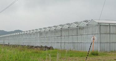福島県いわき市 農業施設内の空調設備工事が完了しました!