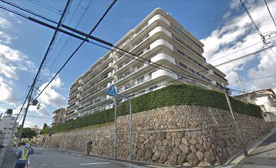 兵庫県神戸市 マンション内照明LED工事完了しました!
